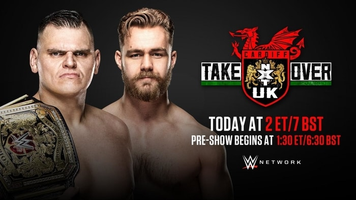 NXT UK TakeOver preview