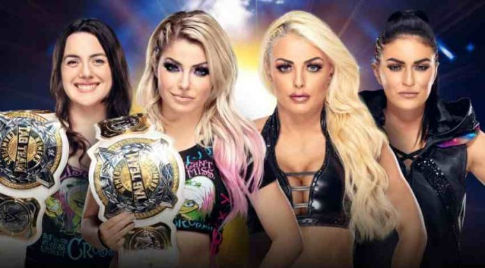 Women's Tag Team Tile Match announced for Clash of Champions