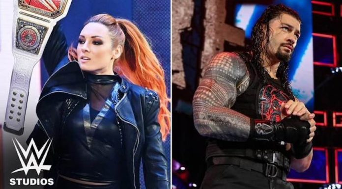 Becky Lynch and Roman Reigns to co-star in new animated film