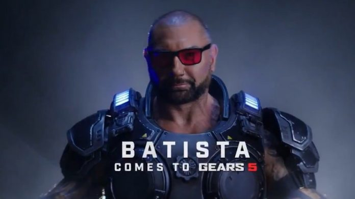 Dave Bautista to be a character in new video game