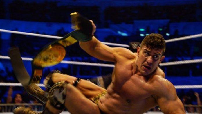 EC3 captures WWE 24/7 Title