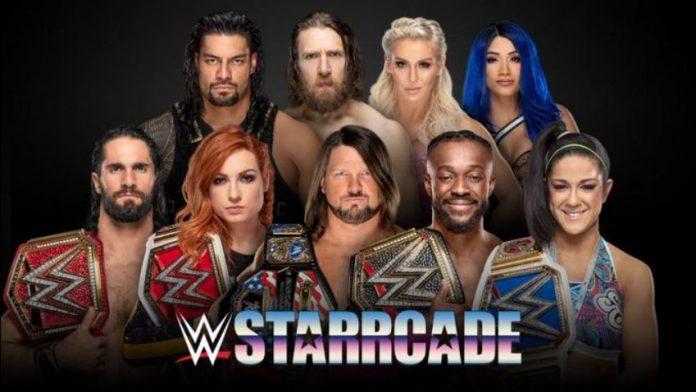 WWE Starrcade December 1