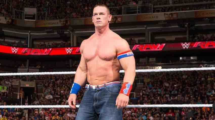 John Cena announced as part of cast for Suicide Squad 2
