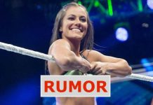 RUMOR: Kacy Catanzaro reportedly gives her notice to WWE