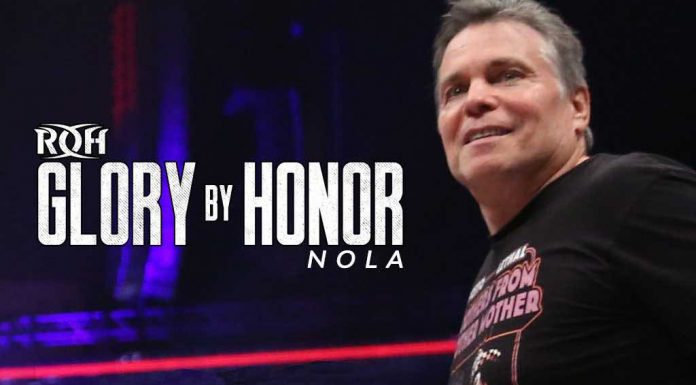 Lanny Poffo to appear at ROH Glory By Honor