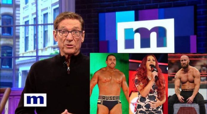 Maury Povich teases possible Monday Night RAW appearance