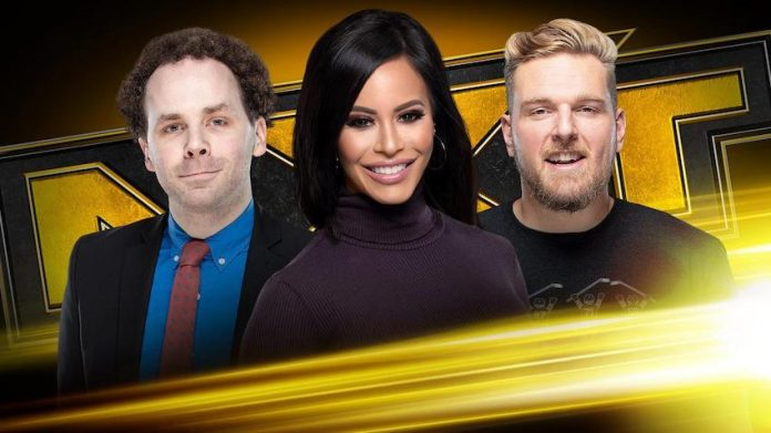 WWE NXT pre-show announced for Wednesday's two-hour premiere