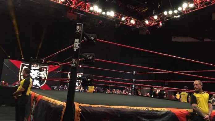 NXT UK TV Taping Spoilers Cardiff TakeOver Fallout