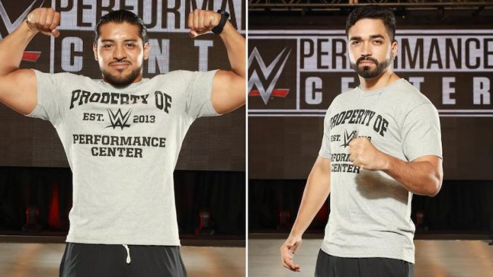 New WWE Performance Center signings announced