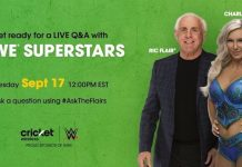 Cricket Wireless hosting Live Twitter Q and A with Ric and Charlotte Flair