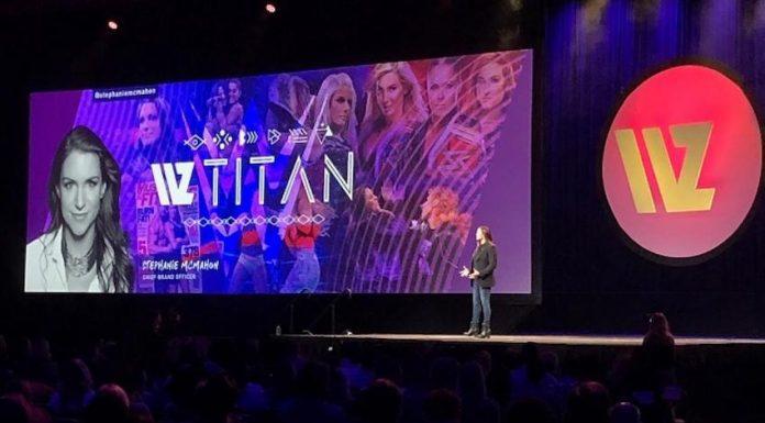 Stephanie McMahon 2019 Worldz Titan Award Winner