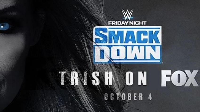 Trish Stratus Smackdown October 4