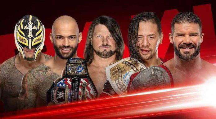 WWE announced matches and new Firefly Funhouse for RAW