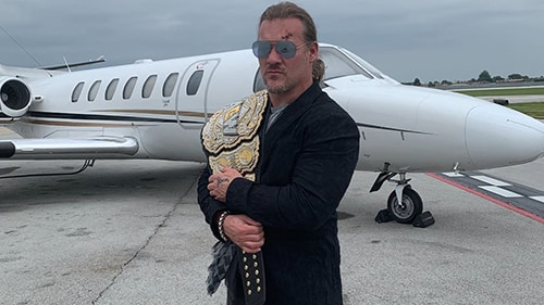 AEW Championship found