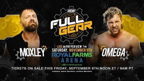 AEW Full Gear match