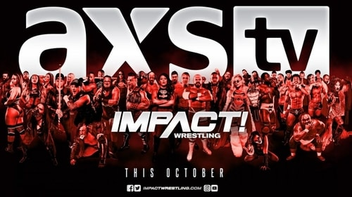 Impact going to AXS TV