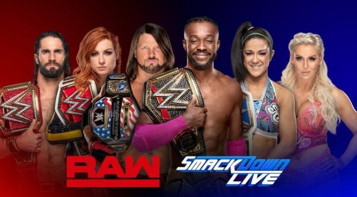 WWE Draft coming in October