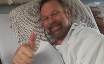 Jim Duggan hospitalized