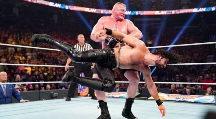 Brock Lesnar appearances