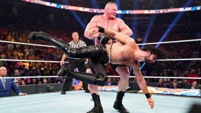 Brock Lesnar appearances