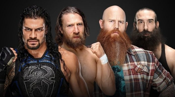 WWE Hell in a Cell card