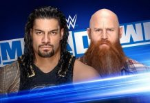New SmackDown match
