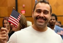 Rusev becomes a US citizen