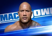 The Rock on SmackDown