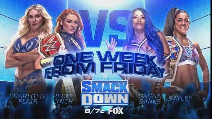 Women's Tag Team Action announced for SD premiere on FOX