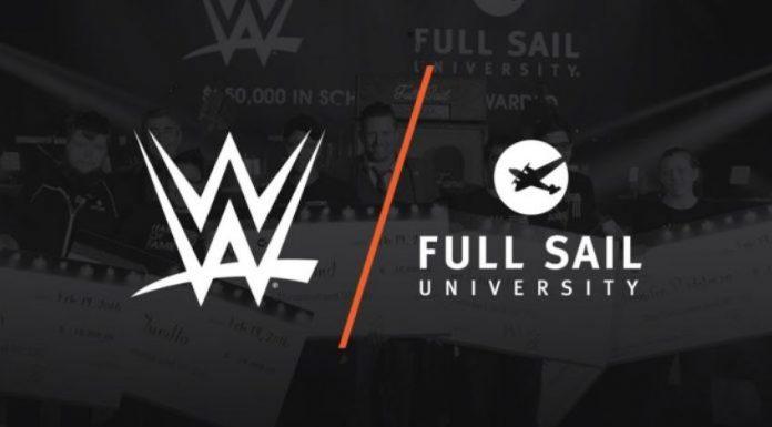 WWE and Full Sail Expand Partnership