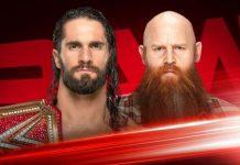 WWE Raw October 28, 2019