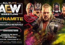 AEW coming to Garland, Texas in December