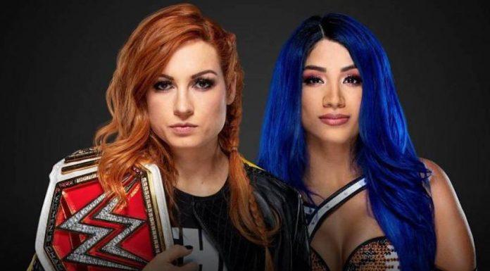 Becky Lynch vs. Sasha Banks with draft implications set for Raw