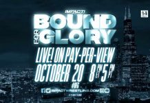 Bound For Glory 2019 pay-per-view is sold out