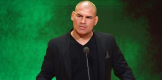 Cain Velasquez has officially signed a multi-year contract with WWE