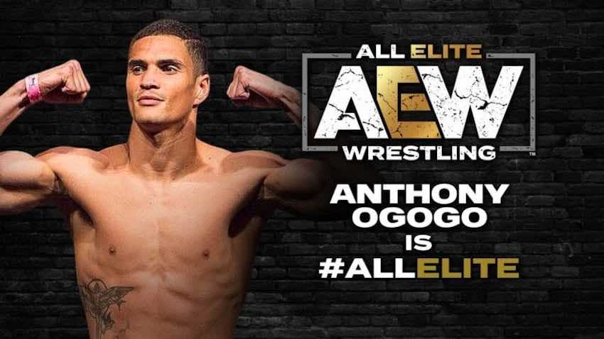 Cody Rhodes comments on the signing of Anthony Ogogo