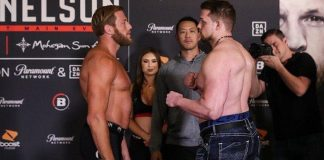 ake Hager's Bellator 231 fight ends in a no-contest due to illegal strikes