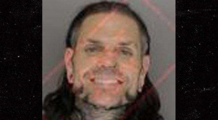 Updated details on Jeff Hardy arrest