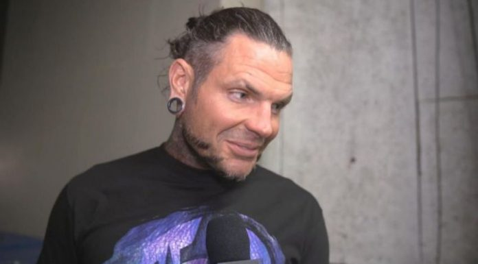 Jeff Hardy arrested and charged with DWI Thursday in NC