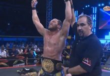 Kenny Omega captures the AAA Mega Title