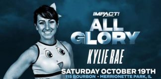 Former AEW star Kylie Rae coming to Impact All Glory event on October 19