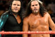 Matt Hardy comments on his brother Jeff's recent arrest for DWI