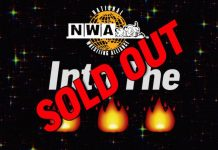 "NWA ""Into the Fire"" PPV sells out in 3 hours"