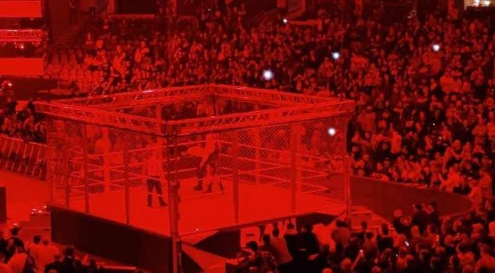 Seth Rollins defends Universal Title in a dark match after Raw goes off air