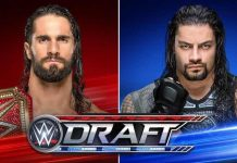 Seth Rollins vs. Roman Reigns with SmackDown with draft implications