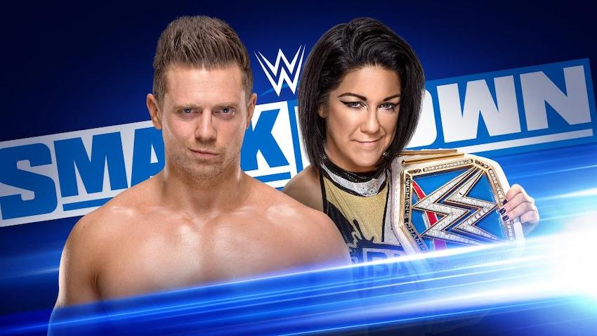 WWE SmackDown Preview for 10-18-19