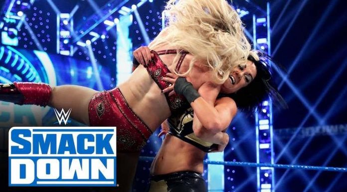 Friday Night SmackDown Ratings: Viewers down by just under 1 million