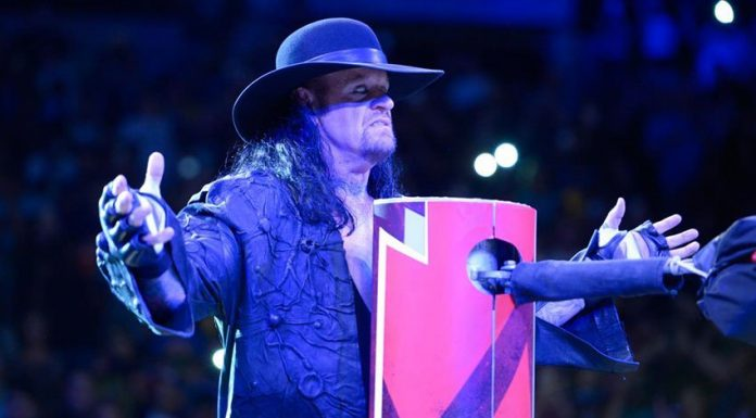 Undertaker reveals reason why he was not at SmackDown on FOX