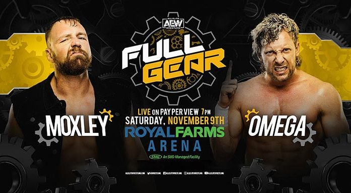 Stipulation made to Moxley/Omega