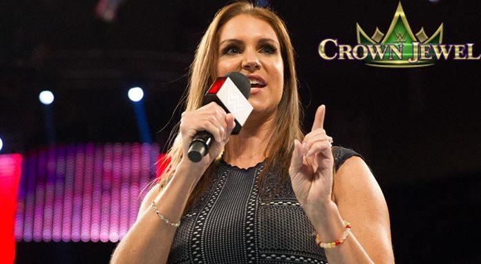 Stephanie McMahon interview